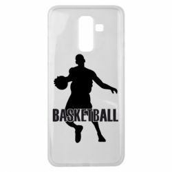 Чехол для Samsung J8 2018 Basketball - FatLine