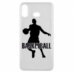 Чехол для Samsung A6s Basketball - FatLine