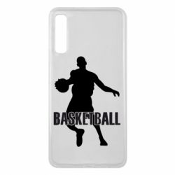 Чехол для Samsung A7 2018 Basketball - FatLine