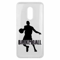 Чехол для Meizu 16 plus Basketball - FatLine
