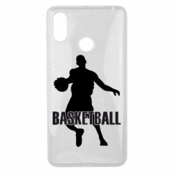 Чехол для Xiaomi Mi Max 3 Basketball - FatLine