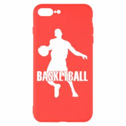 Чехол для iPhone 8 Plus Basketball - FatLine