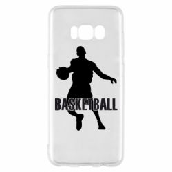 Чехол для Samsung S8 Basketball - FatLine