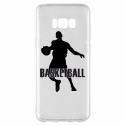 Чехол для Samsung S8+ Basketball - FatLine