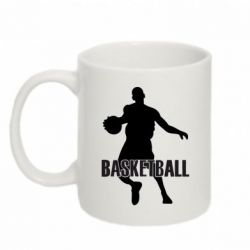 Кружка 320ml Basketball