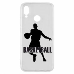 Чехол для Huawei P20 Lite Basketball - FatLine