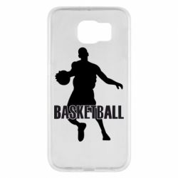 Чехол для Samsung S6 Basketball - FatLine