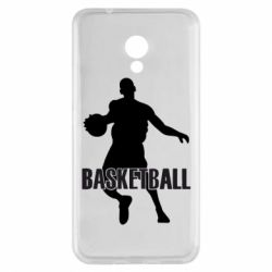 Чехол для Meizu M5s Basketball - FatLine