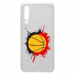 Чехол для Xiaomi Mi9 Баскетбольный мяч