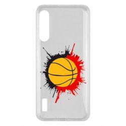 Чохол для Xiaomi Mi A3 Баскетбольный мяч