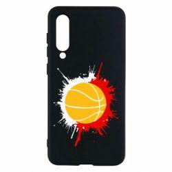 Чехол для Xiaomi Mi9 SE Баскетбольный мяч