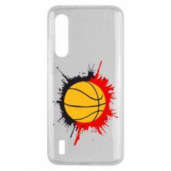 Чехол для Xiaomi Mi9 Lite Баскетбольный мяч