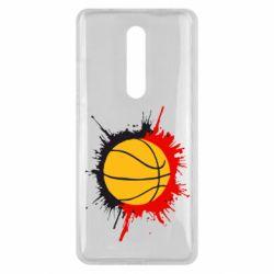 Чехол для Xiaomi Mi9T Баскетбольный мяч