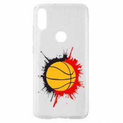 Чехол для Xiaomi Mi Play Баскетбольный мяч