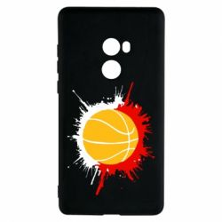 Чехол для Xiaomi Mi Mix 2 Баскетбольный мяч - FatLine