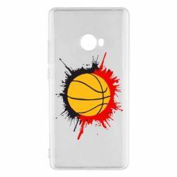 Чехол для Xiaomi Mi Note 2 Баскетбольный мяч - FatLine