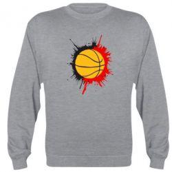Реглан (свитшот) Баскетбольный мяч - FatLine