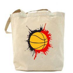 Сумка Баскетбольный мяч - FatLine
