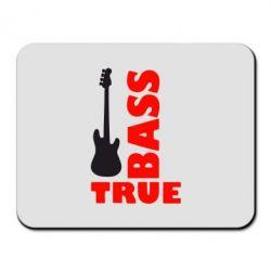 Коврик для мыши Bass True