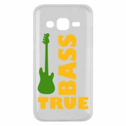 Чехол для Samsung J2 2015 Bass True