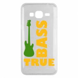 Чехол для Samsung J3 2016 Bass True