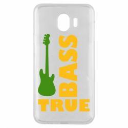 Чехол для Samsung J4 Bass True