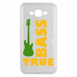 Чехол для Samsung J7 2015 Bass True