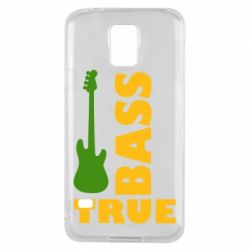 Чехол для Samsung S5 Bass True