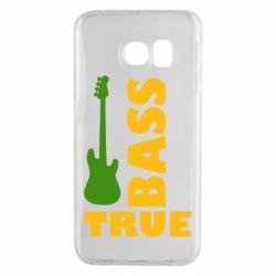 Чехол для Samsung S6 EDGE Bass True