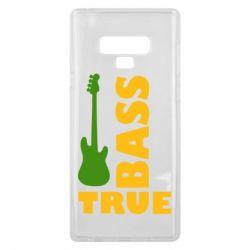 Чехол для Samsung Note 9 Bass True