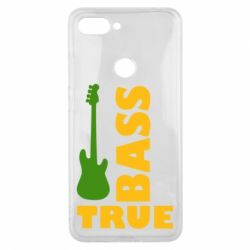 Чехол для Xiaomi Mi8 Lite Bass True