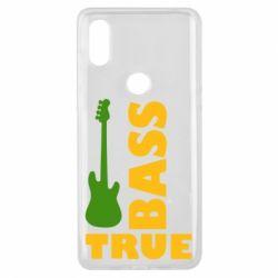 Чехол для Xiaomi Mi Mix 3 Bass True