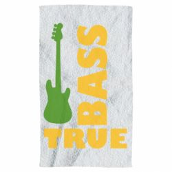 Рушник Бас-True