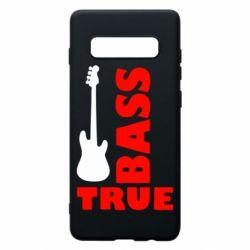 Чехол для Samsung S10+ Bass True
