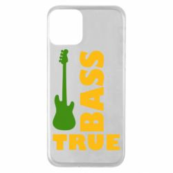 Чехол для iPhone 11 Bass True
