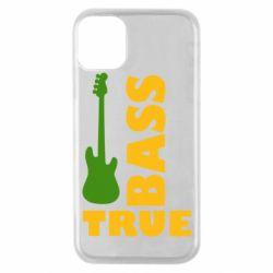 Чехол для iPhone 11 Pro Bass True