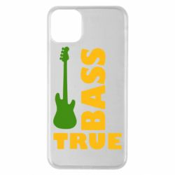 Чехол для iPhone 11 Pro Max Bass True