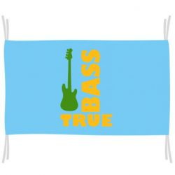 Флаг Bass True