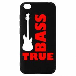 Чехол для Xiaomi Redmi Go Bass True