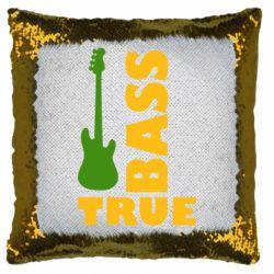 Подушка-хамелеон Bass True