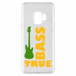 Чехол для Samsung S9 Bass True