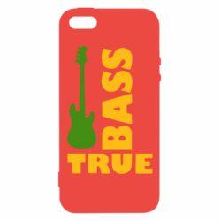 Чехол для iPhone5/5S/SE Bass True