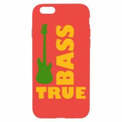 Чехол для iPhone 6/6S Bass True