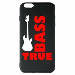 Чехол для iPhone 6 Plus/6S Plus Bass True