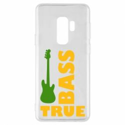 Чехол для Samsung S9+ Bass True