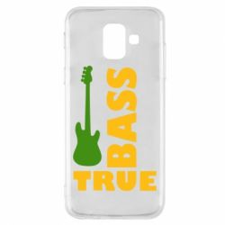 Чехол для Samsung A6 2018 Bass True