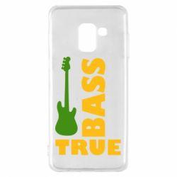 Чехол для Samsung A8 2018 Bass True