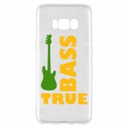 Чехол для Samsung S8 Bass True