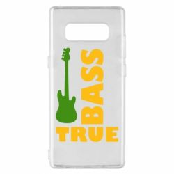 Чехол для Samsung Note 8 Bass True