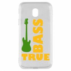 Чехол для Samsung J3 2017 Bass True